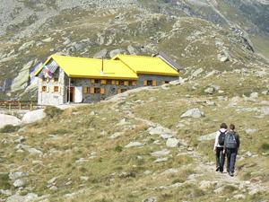 Mountain hut Pontese, outside of Torino. Photos by Max Hartshorne.