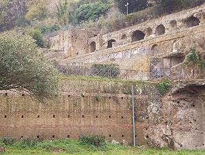 The Archeological Park of Baia