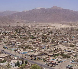 The City of Nazca