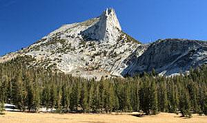 Cathedral Peak.