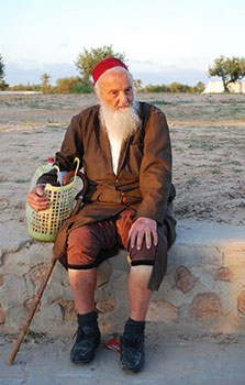 A descendant of the Jews who first came to Djerba 2,500 years ago