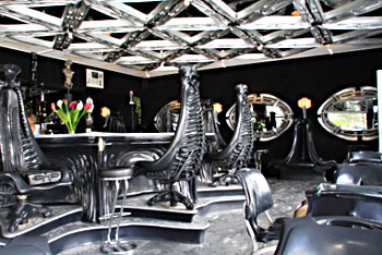 The Giger Bar in Chur. Photo by Ted K. Ling.