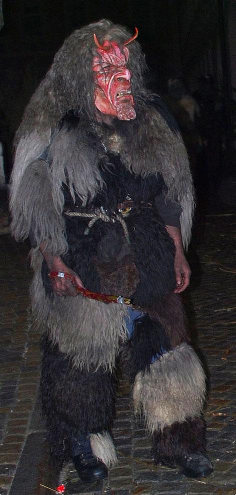 The Kramperl, A Devilish Figure