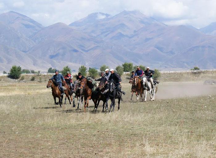 A Game of Kok Baru in Kyrgyzstan 4
