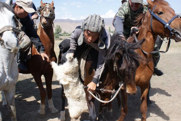 A Game of Kok Boru in Kyrgyzstan 5