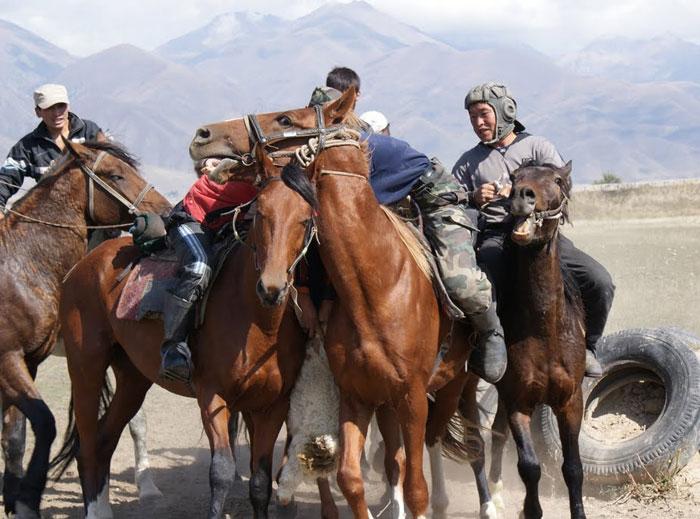 A Game of Kok Boru in Kyrgyzstan 3