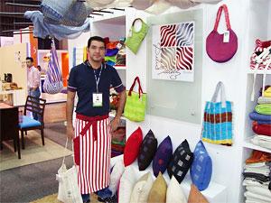 Expoartesanias: Serious Shopping in Bogota, Colombia