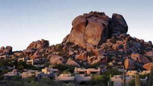 The Boulders, Arizona. Tennis vacations
