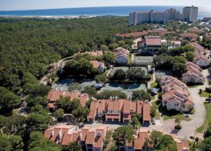Topsl Resort, Destin, Florida. photo courtesy TOPS'L Beach & Racquet Resort