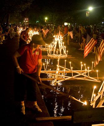 Lititz boasts of the longest running Fourth of July celebration in the United States. Photo courtesy: PA Dutch Convention & Visitors Bureau