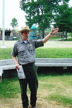 Park Ranger.