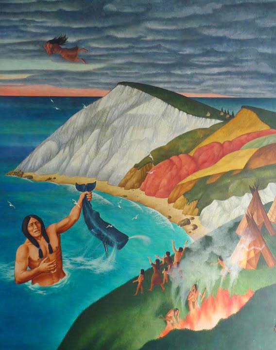 Martha 39 s vineyard homeland of the wampanoags gonomad travel for Abri mural cape cod