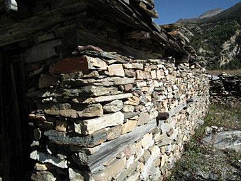 Beautiful hand-cut stonework