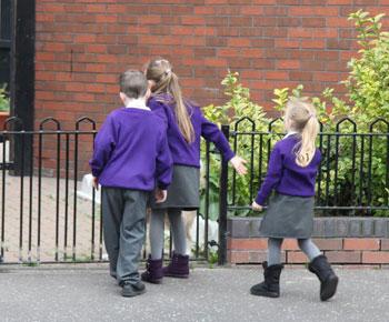Children in Derry