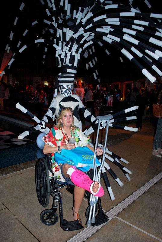 Miami in a Wheelchair