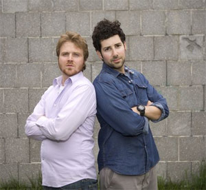 Evan Mann and Gareth Reynolds of the new Travel Channel show Mancations