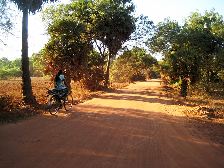 Auroville bicycle