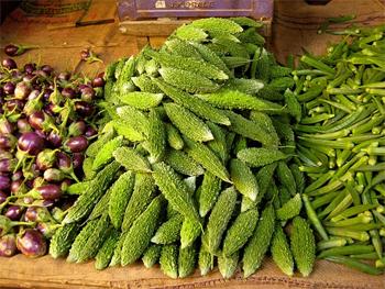 Pondicherry Market