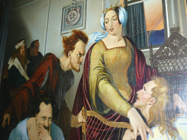 Contest of the minstrels, Wartburg Castle