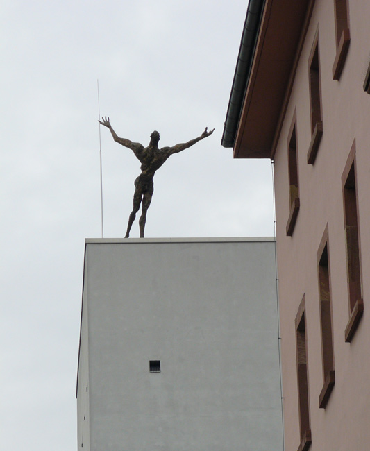 Sculpture in Mainz