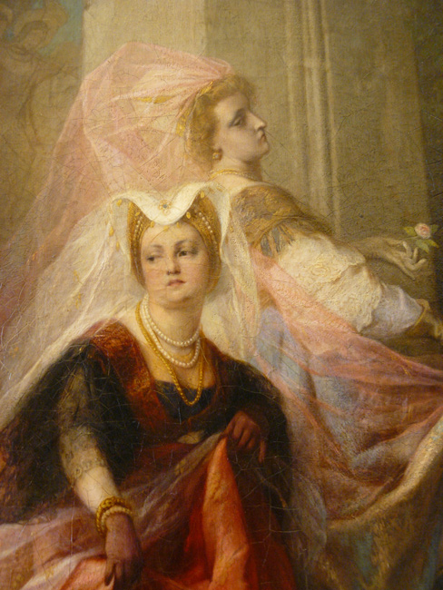 Wicked stepsisters, Philippsruhe Castle