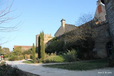Chateau Hermitage de Combas
