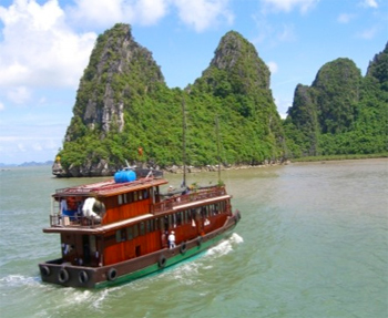 Boat travel is popular, and inexpensive, in many places of the world.