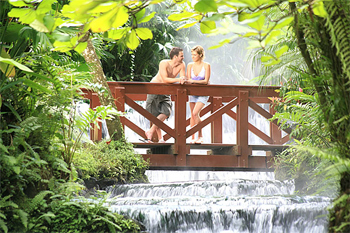 Adventure honeymoons are getting more popular, say travel agents.