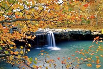 Ozark mountains in arkansas home of waterfalls gonomad travel falling water falls ozarks fandeluxe Gallery