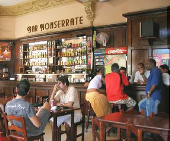 Cafe Monserrate - photo by Stanton Grey