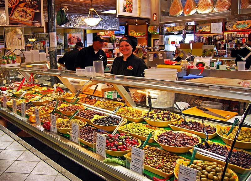 Italian Deli in Providence, Rhode Island