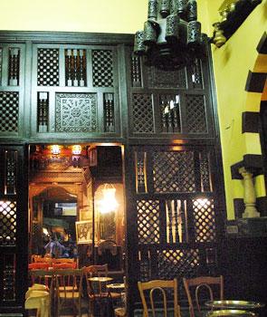 The Al Houria Cafe Egpyt's Cuisine