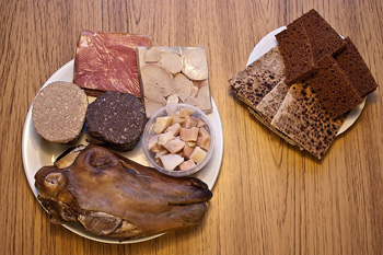 Traditional Icelandic fare