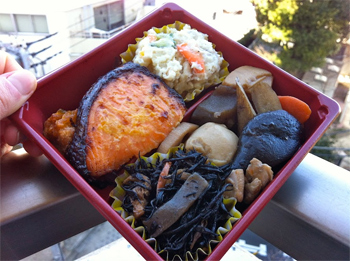 Bento Box in Tokyo