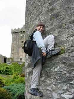 Castle Climbing