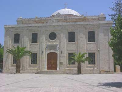 Church in Iraklion