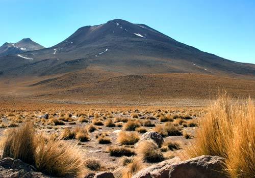 Atacama desert.