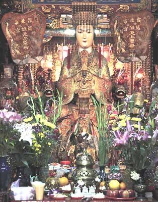 Shi Lin Market Temple