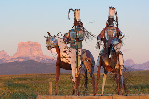 Blackfeet Reservation