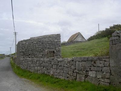 Stone shed, Aran Islands