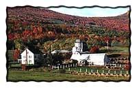 A farm in Vermont.