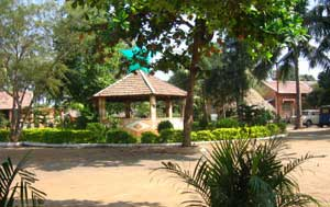 The community village in Vijayawada