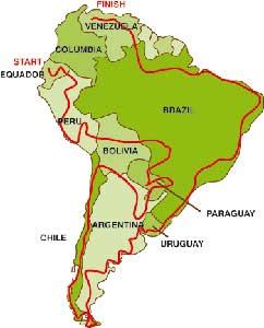 BeanznRice Volunteers Helping in South America