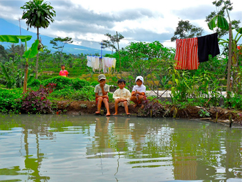 Village Cianjur, West Java Indonesia. photos by Zoe Smith.