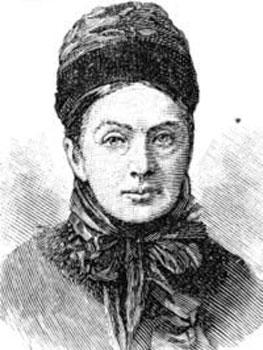 Isabella Bird, a very intrepid solo woman traveler