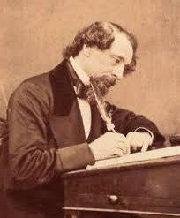 Charles Dickens visited America in 1842 and wrote a book about it called American Notes.