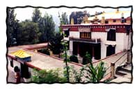 Monastery Guesthouses in India