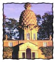 Lodging, At Home In Pineapples and Pigeon Towers