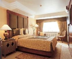 A room at the Shaftesbury Kenington Hotel