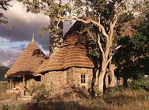 Tembo House at Campi ya Kanzi